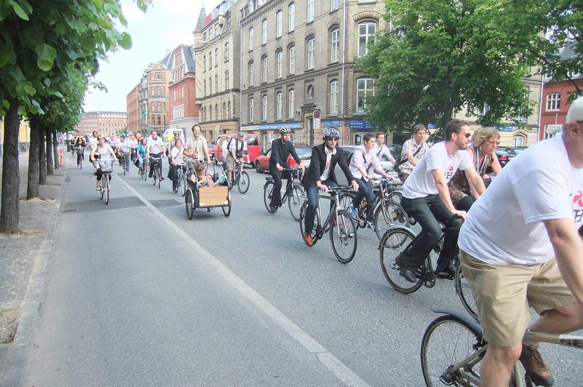 Top 10 bicycle city Copenhagen 2