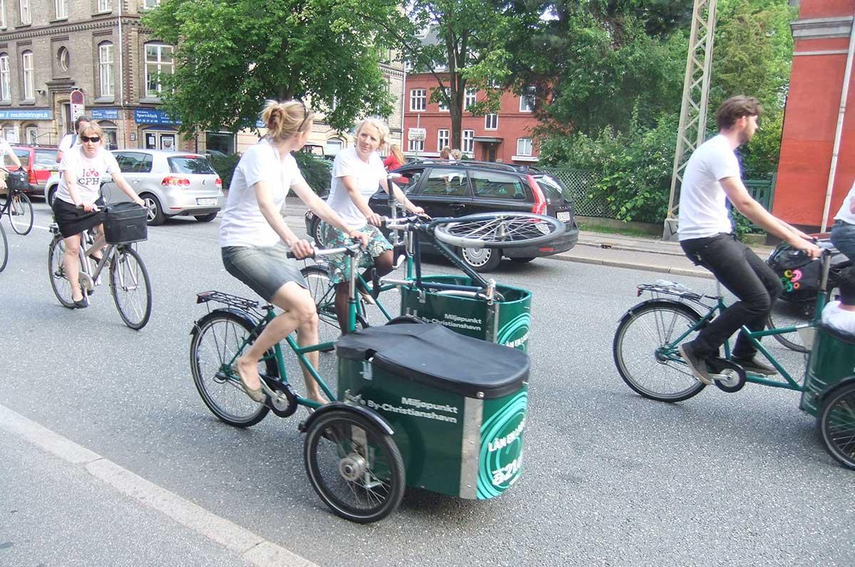 Top 10 bicycle city Copenhagen 3