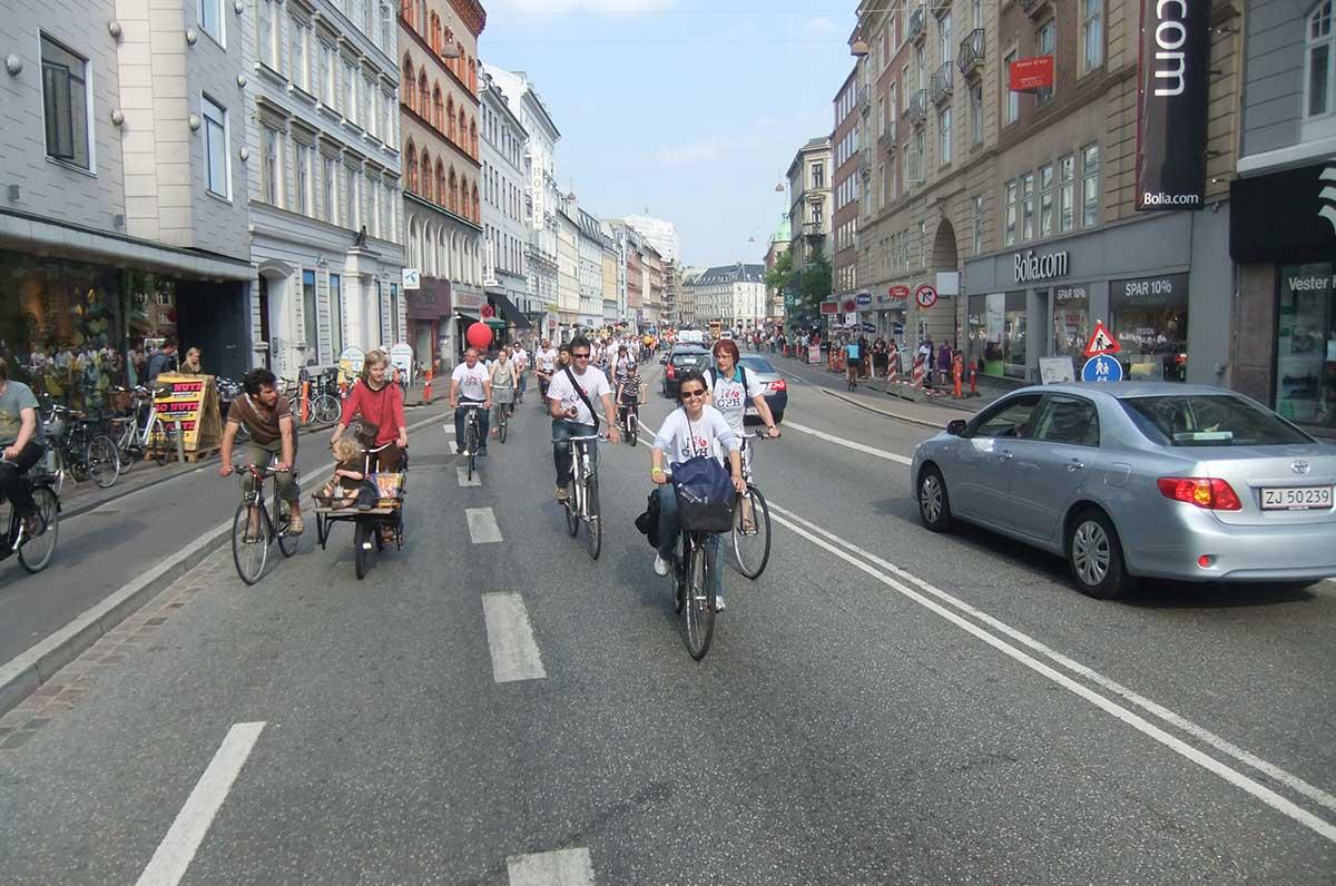Top 10 bicycle city Copenhagen 6