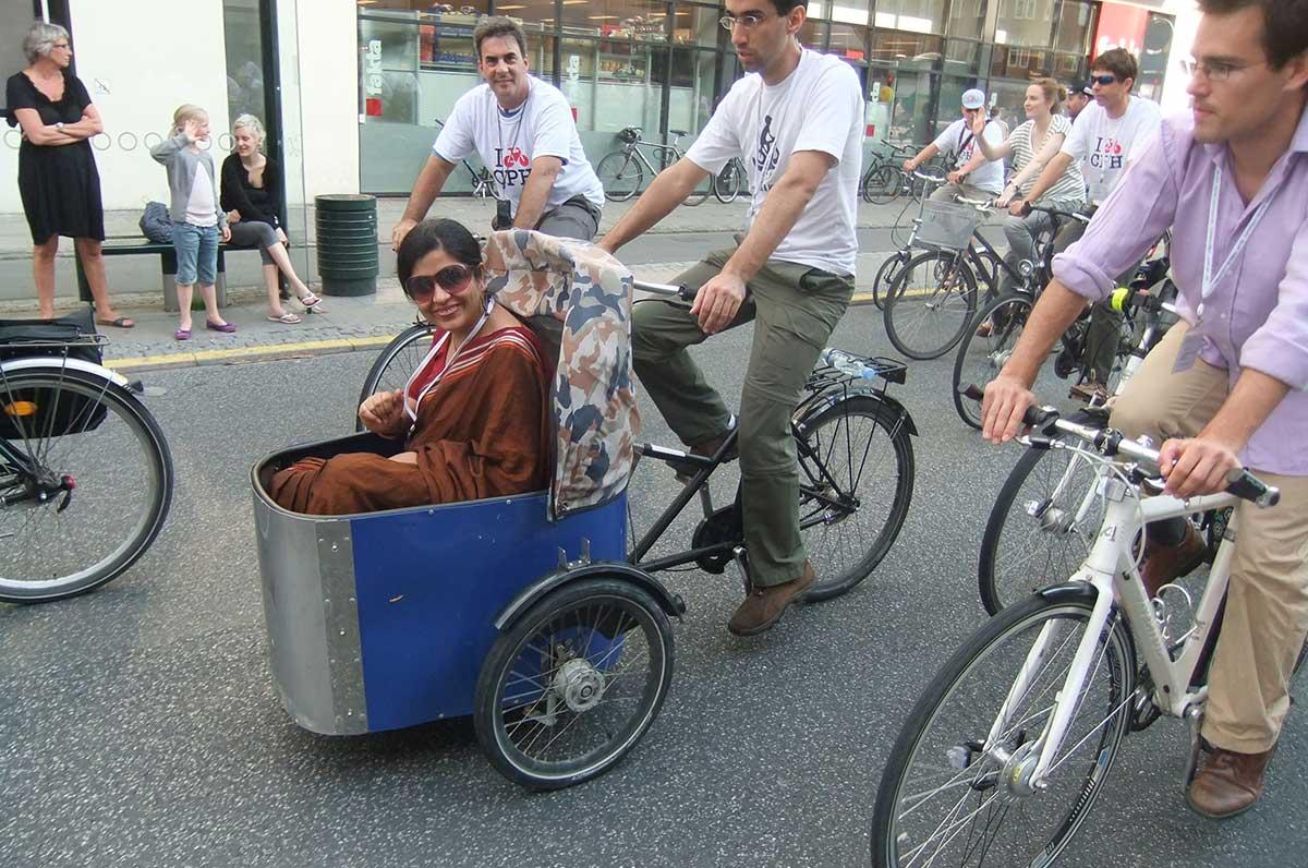 Top 10 bicycle city Copenhagen 7