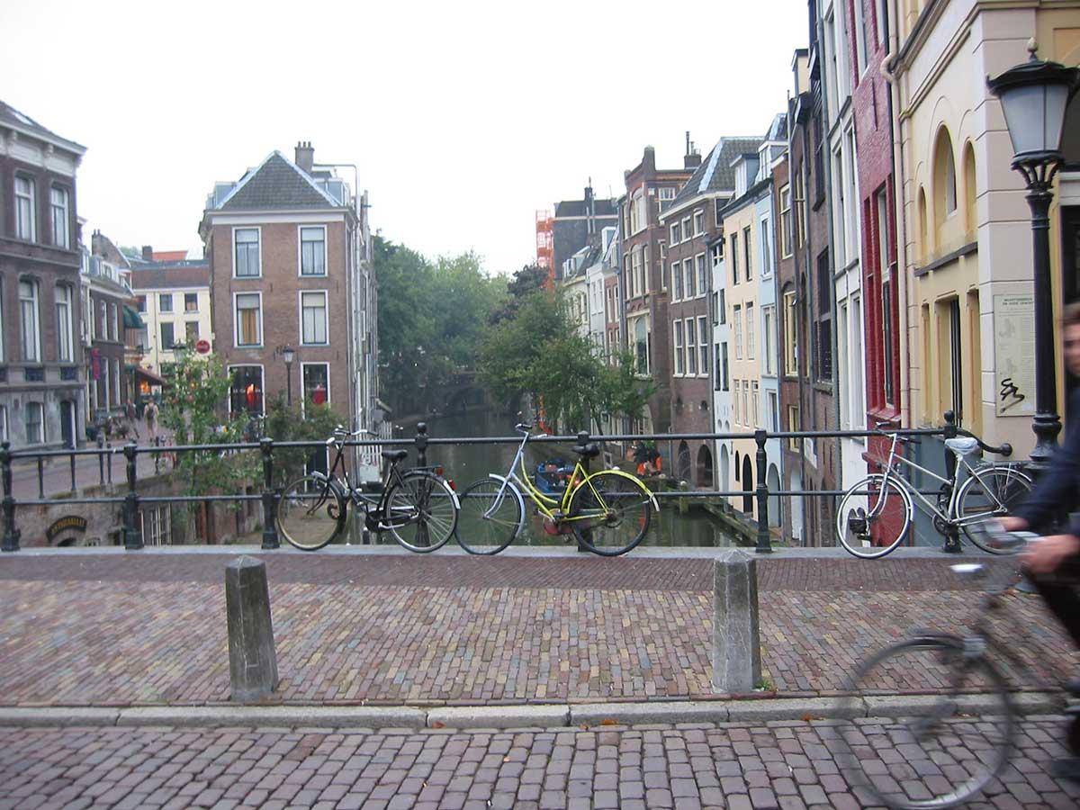 Top 10 bicycle city Utrecht 1