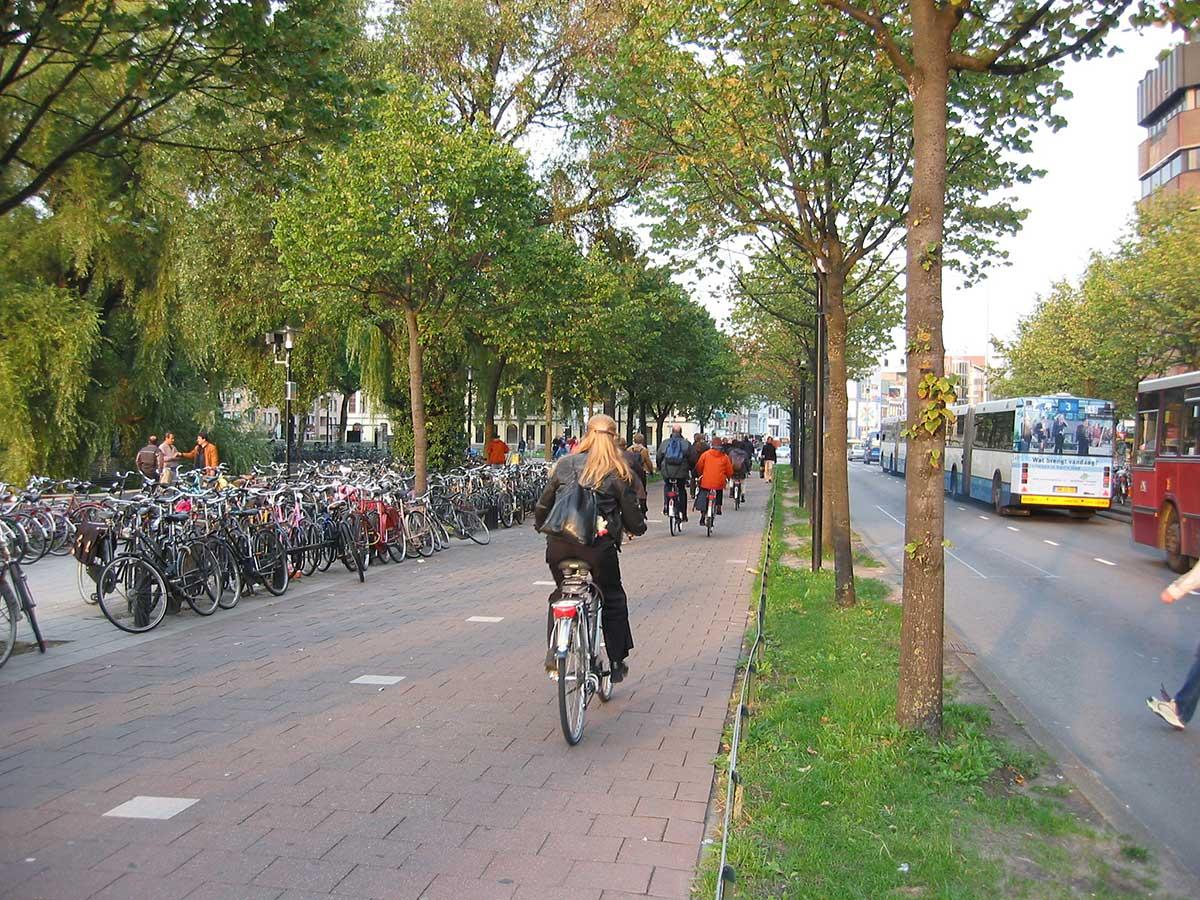 Top 10 bicycle city Utrecht 3